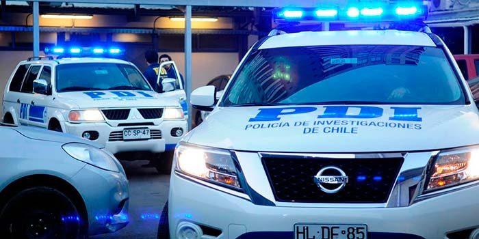 pdi policia crimen