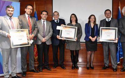 Poder Judicial entrega certificados de acreditación de calidad a tribunales de la jurisdicción Rancagua