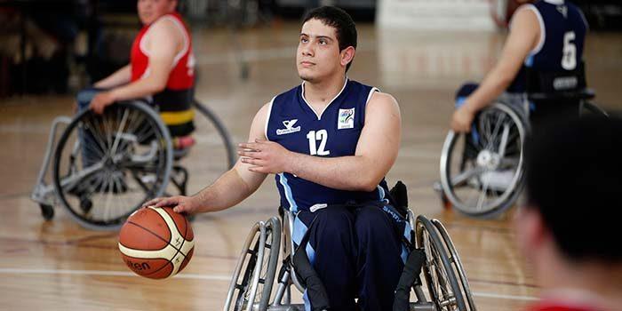 Rancagua inclusivo: taller de básquetbol adaptado