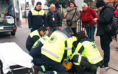 SAMU O'Higgins: A la Vanguardia en la Atención de Urgencia Prehospitalaria en el país