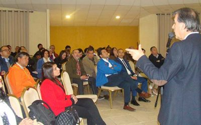 Seminario de turismo impulsa a desarrollar la identidad de la Región