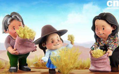 Serie infantil Pichintún presenta sus nuevos capítulos en Festival de Cine de Rancagua