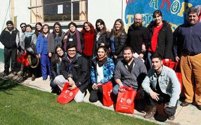 Servicio Salud aborda el rol del Hospital Comunitario para la salud mental en Chile