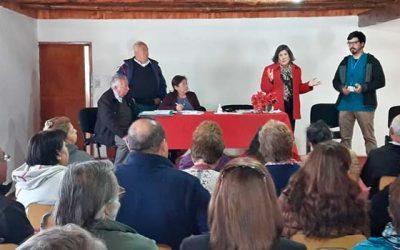 UCAM de Pichilemu conoce alcances del nuevo Hospital