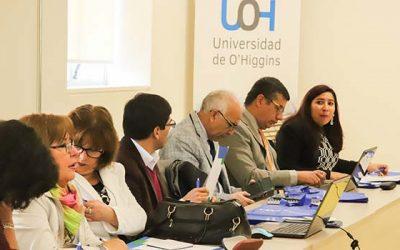 UOH organiza segunda reunión plenaria de la comisión de directores de bibliotecas del CRUCh