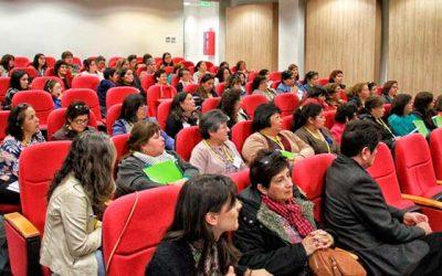 Usuarias del programa Mujeres Rurales participan en jornada de capacitación