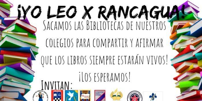 Yo leo por Rancagua