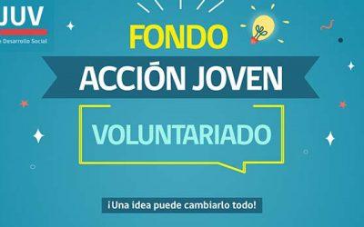 16,5% de los jóvenes chilenos hace voluntariado actualmente