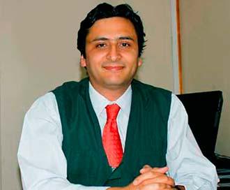 Rodrigo Barra director regional del SAG