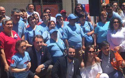 Bienes Nacionales dispone ex inmueble Cema Chile para agrupación de personas en situación de discapacidad en Nancagua