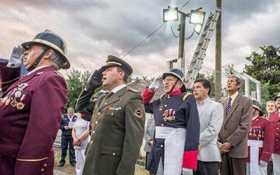 Bomberos de Lo Miranda celebran su aniversario 46 y preparan documental sobre su historia