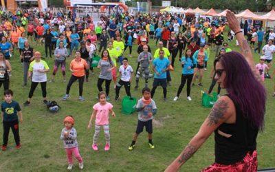 Cerca de 4 mil personas corrieron por la ciudad