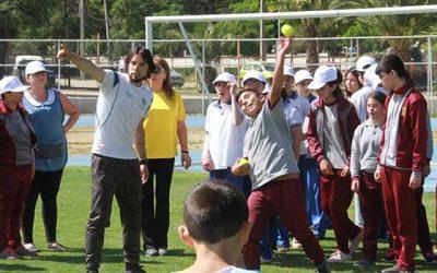 Cerca de 600 personas realizaron deportes inclusivos