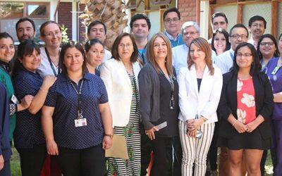 Cesfam de Olivar se acredita en modelo de atención familiar y comunitaria