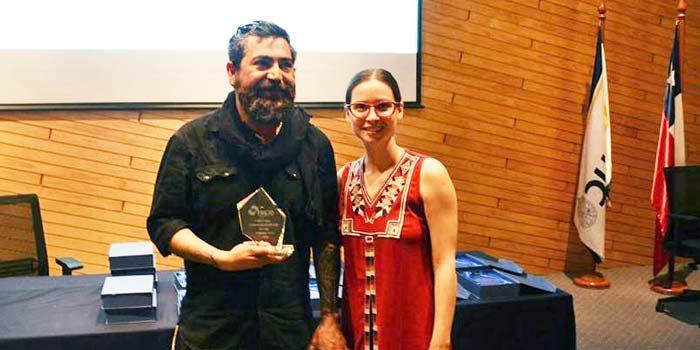 Cortometraje de Instituto de Estudios Audiovisuales gana primer premio en festival de cine nacional