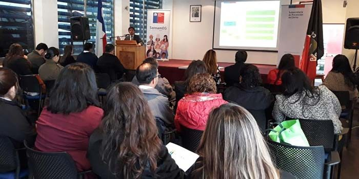 Destacan rol de la comunidad para el acompañamiento en casos de violencia contra las mujeres