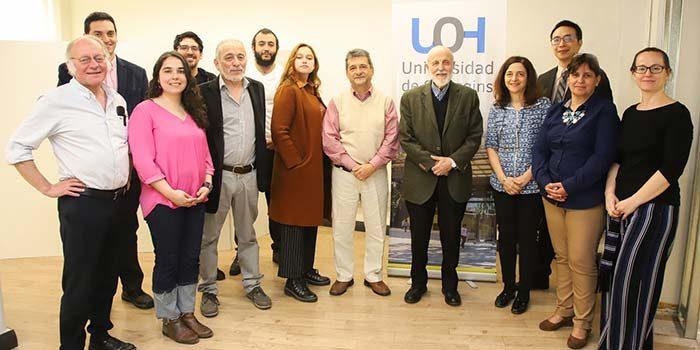 Director de Instituto de Salud UOH lidera proyecto internacional de salud mental OnTrackChile