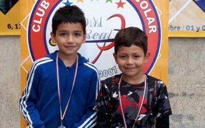Dos primos son el futuro del tenis de mesa rancagüino