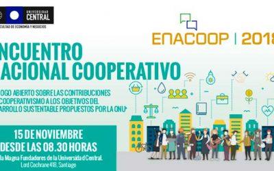 Encuentro Nacional Cooperativo Enacoop 2018