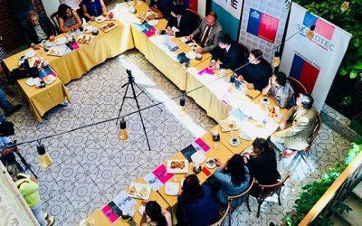 Equipo económico de la Región da el vamos a la semana de la Pyme