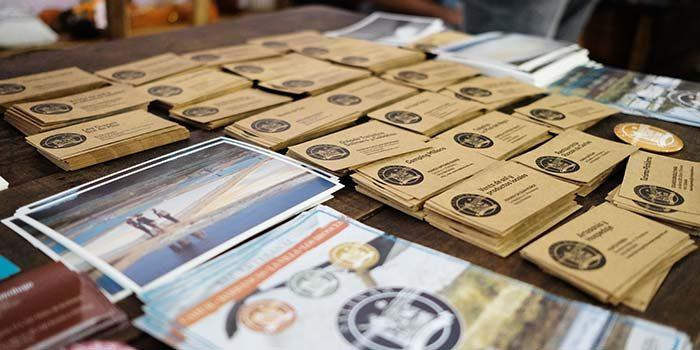 Exhiben productos salineros de Cáhuil, Barrancas y Lo Valdivia en Feria VYVA 2018