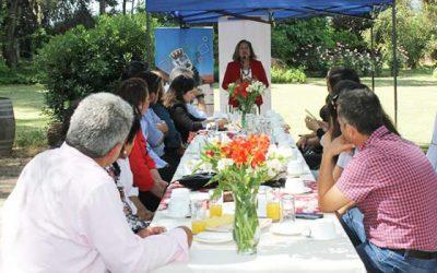 Familias de Requínoa egresan del programa de habitabilidad y mejoran calidad de vida