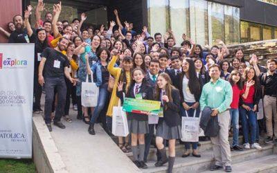 Ganadores del Congreso Regional Escolar de Ciencia y Tecnología defenderán sus investigaciones en Concepción