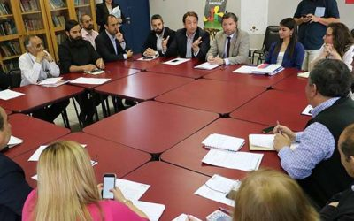 Gobierno crea mesa para recuperar el edificio del Liceo Neandro Schilling
