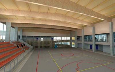 Gobierno destina recursos para habilitar terreno donde se construirá nuevo polideportivo de Graneros