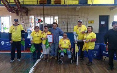 Hospital de Marchigüe logró tercer lugar en Campeonato intercomunal de Bochas