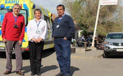 Hospital San Fernando se adjudica fondos para implementación de equipos e instrumental para Urgencias