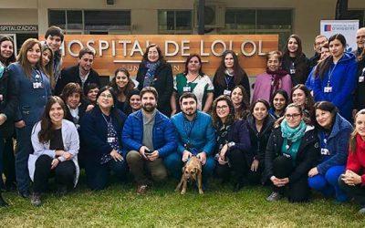 Hospital y Municipalidad de Lolol trabajan juntos por una mejor salud