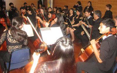 Importantes exposiciones y campamento rural de orquestas sinfónicas se inauguran en Palmilla