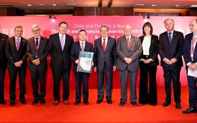 Intendente destaca las bondades de OHiggins en jornada inaugural de Chile Week China 2018