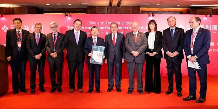 Intendente destaca las bondades de OHiggins en jornada inaugural de Chile Week China 2018