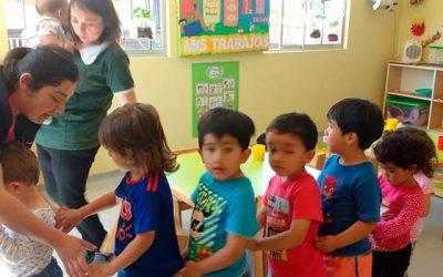 Jardín infantil de Hospital de Litueche efectuó simulacro de terremoto