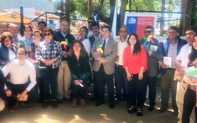 Las Cabras, Pichidegua y Peumo se adjudican el 3er. concurso de comuna energética