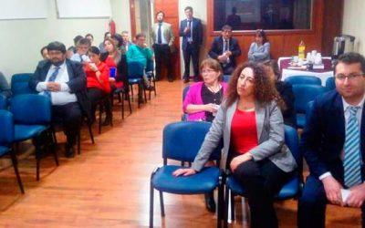 Ministros y funcionarios de la corte de Rancagua participan en capacitación sobre inteligencia emocional