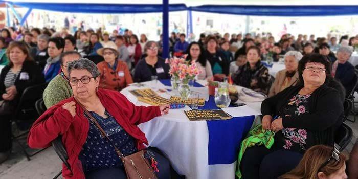 Mujeres rurales de la región reciben merecido homenaje