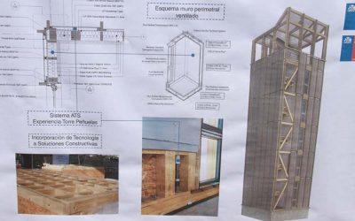 Rancagua albergará el primer edificio de madera en altura