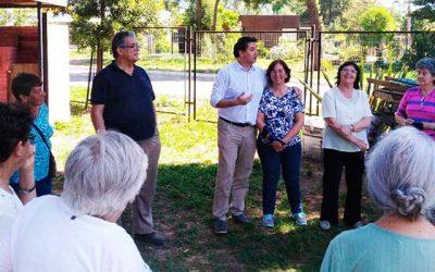 Salud Machalí desarrolló taller Soy protagonista de mi vida para adulto mayores
