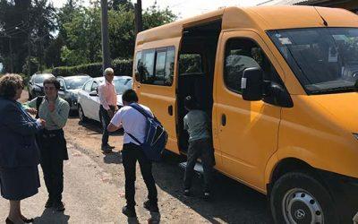 Seremi de Educación firma convenio de Transporte Escolar para zonas Rurales