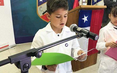 Seremi de Educación lanza el plan Leo Primero en colegio Los llanos de Machalí
