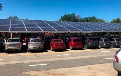Seremi de energía destaca proyecto fotovoltaico de colegio Coya de Machalí