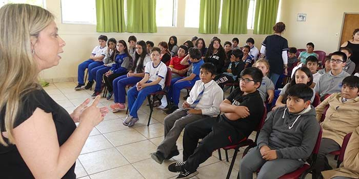 Seremi de Gobierno destaca plan Todos al aula