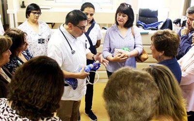 Servicio de Pediatría recibe importante donación para UTI Pediátrica