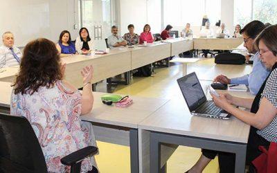 Vicerrectores académicos y directores de docencia y pregrado del CRUCh analizan nueva Ley de Educación Superior en UOH