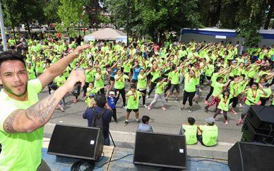 Agrosuper congrega a más de 3 mil personas en la temporada 7 de las corridas familiares