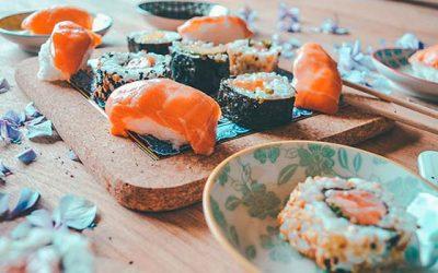 Chile lidera consumo de sushi en Latinoamérica