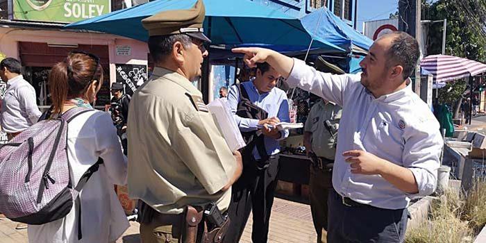Con cámaras de video protección buscan mejorar seguridad en barrio Santa María